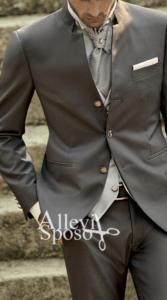 abiti-coreana-grigio-semilucido