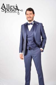 abito-bluette-raso-in-contrasto-logato