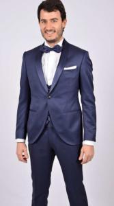 smoking-collo-scialle-demi-tight-blu-vestito-sposo